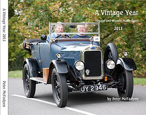 A Vintage Year 2011 by Peter McFadyen